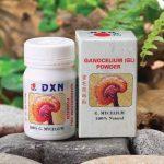 "Ganoderma RG e Ganoderma GL della DXN Malesiana ""Differenze"""